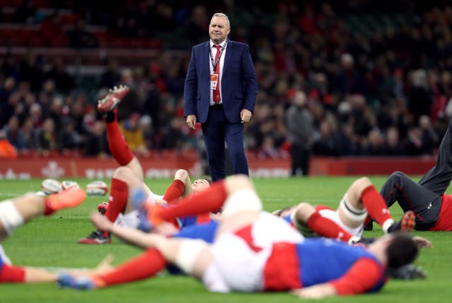 Wales coach Wayne Pivac wants to see even more improvement