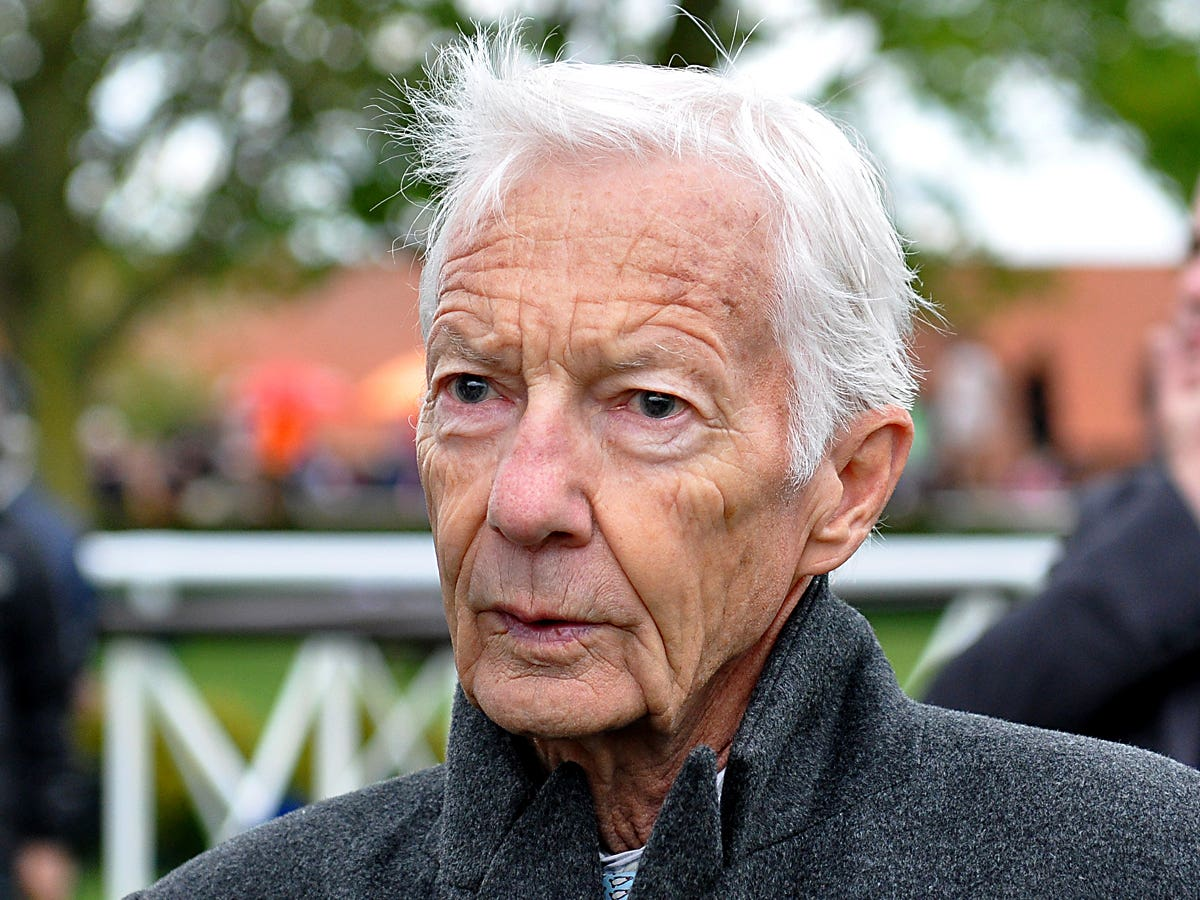 Lester Piggott will be at Haydock to see the race named in his honour (Amanda Leeming/PA)