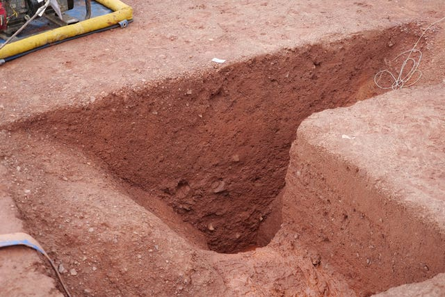 Roman fort discovered under Exeter bus station