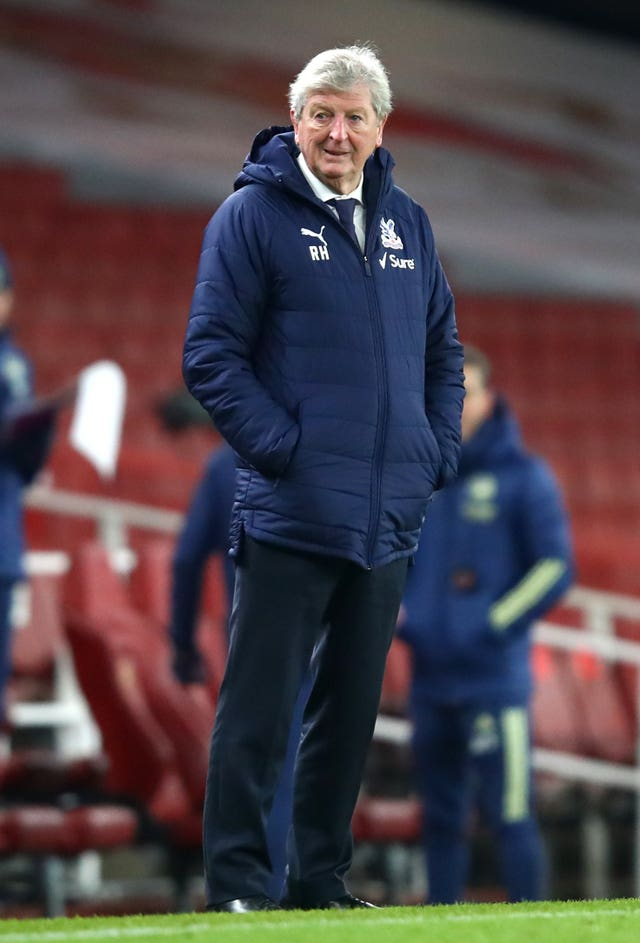 Roy Hodgson praised his hard-working side