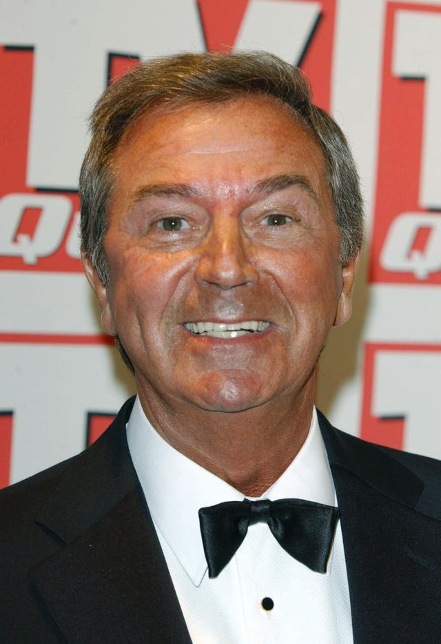 Des O'Connor death