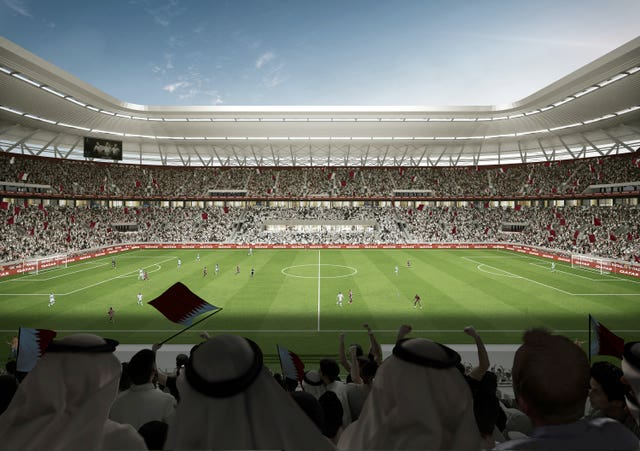 Qatar is preparing eight stadia for the 2022 tournament