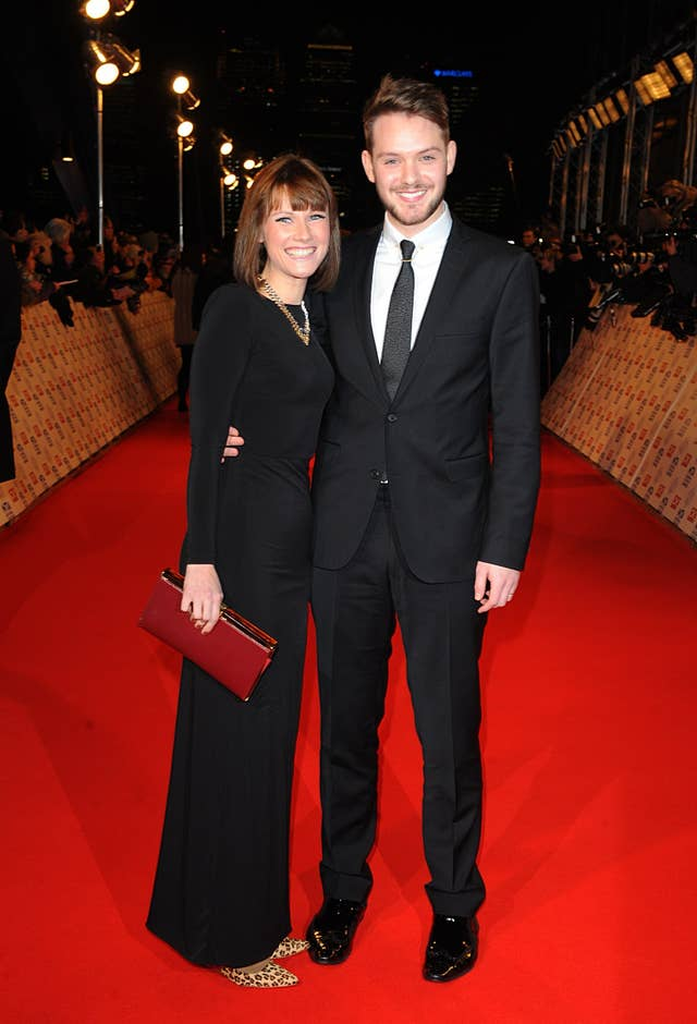 National Television Awards 2013 – Arrivals – London