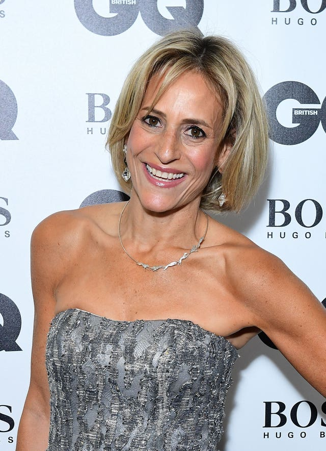 Emily Maitlis interview