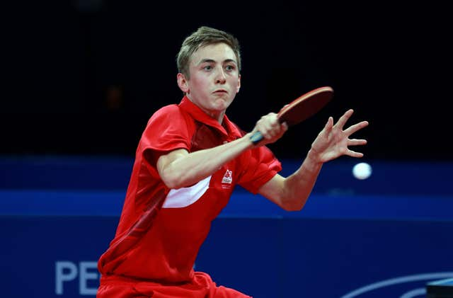 Liam Pitchford has welcomed the upsurge in numbers of people playing table tennis