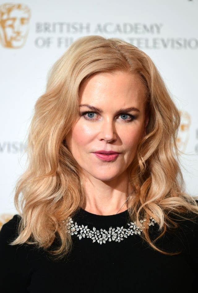 Life In Pictures: Nicole Kidman BAFTA Retrospective – London
