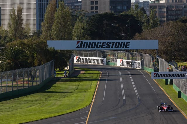 The Australian GP at Melbourne's Albert Park circuit is set to move to November