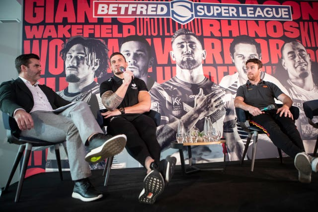 2020 Betfred Super League Launch – Emerald Headingley Stadium
