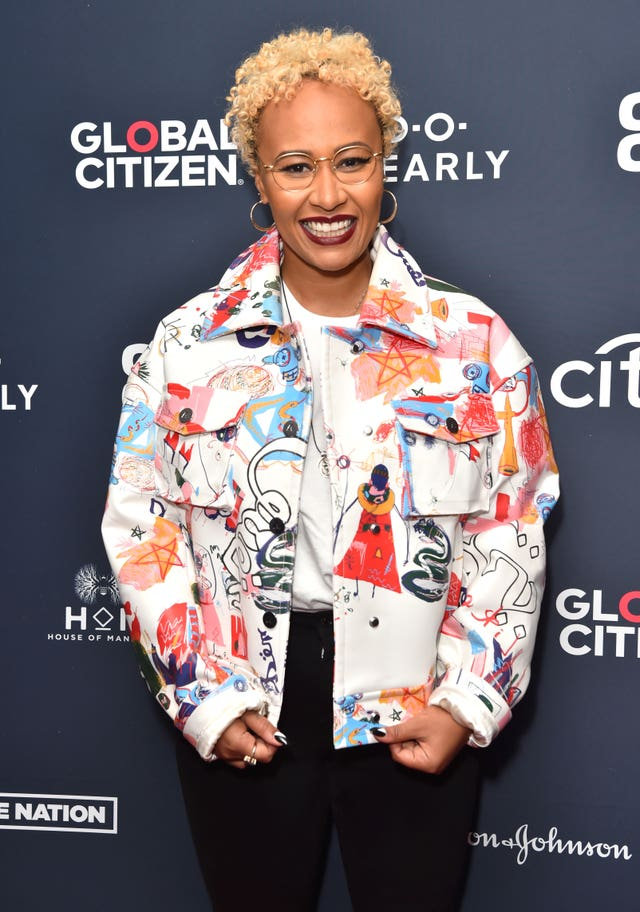 Emeli Sande attending the event (Matt Crossick/PA)