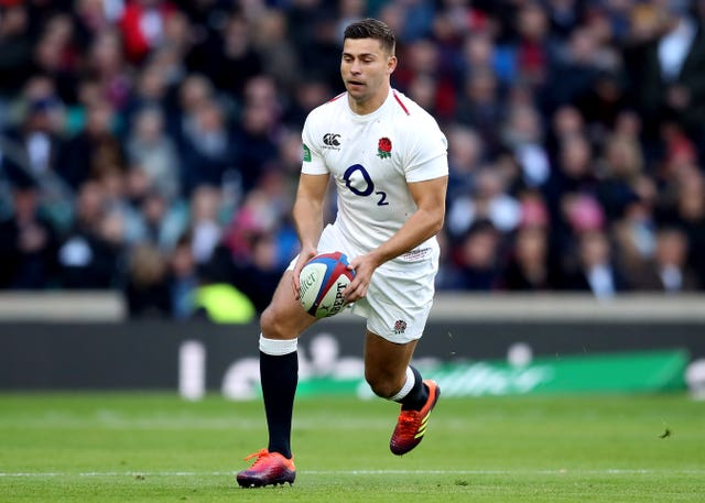 Ben Youngs would win his 100th cap on Saturday