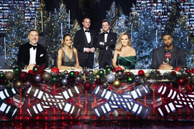 Britain's Got Talent Christmas special