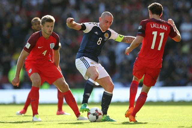 England and Scotland could be paired together in World Cup qualification for the second consecutive time