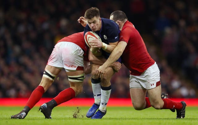 Scotland were out-muscled by the Welsh last week in Cardiff