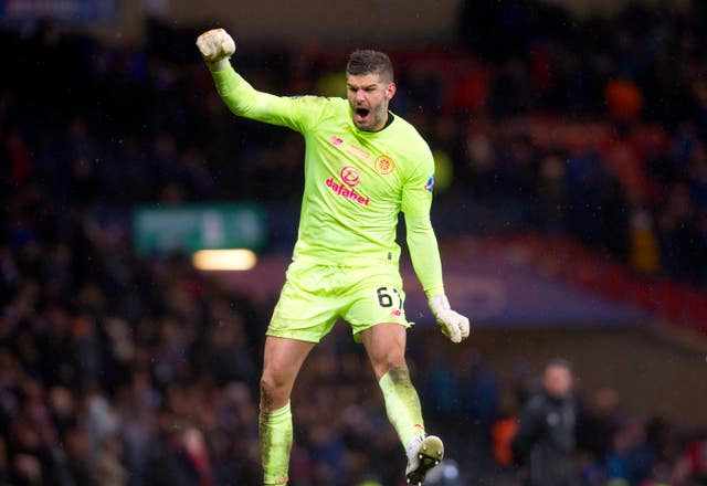 Fraser Forster's loan spell is coming to an end