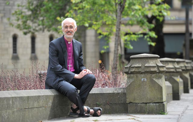 New Bishop of Manchester