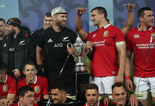 The British and Irish Lions drew the 2017 series in New Zealand