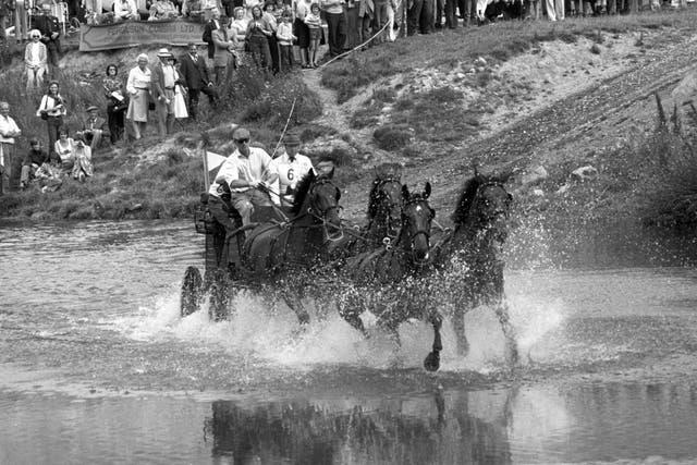 Royalty – Ferguson Horse Driving Trials and Country Fair – Duke of Edinburgh – Lowther