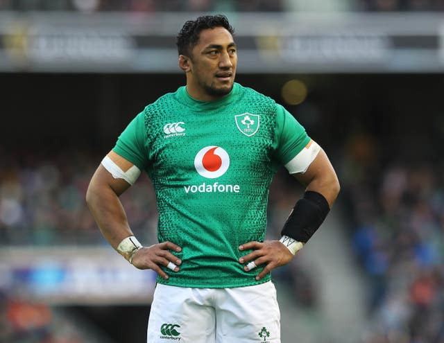 Bundee Aki has been praised for his influence in the Ireland team