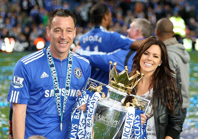 In 2010 Terry led Chelsea to their first Premier League title since 2006