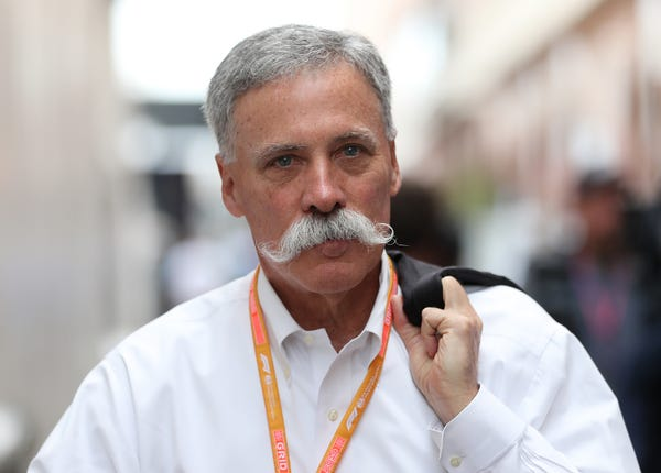 Wolff has been linked with replacing Chase Carey at the head of the sport