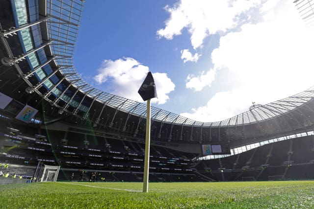 Tottenham Hotspur Stadium hosted 38,262 spectators for the Women's Super League match between Tottenham and Arsenal in November, a record for the competition