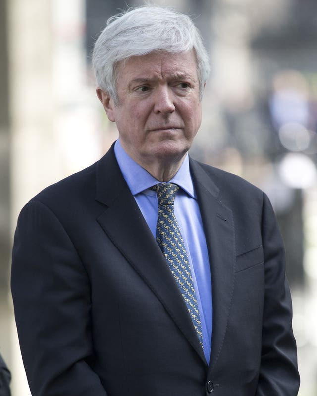 BBC Director-General Tony Hall (Justin Tallis)