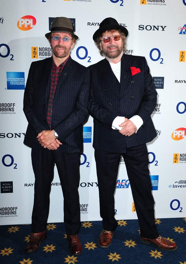 Rumours suggested a World Cup song from Chas and Dave