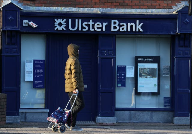 Ulster Bank in Ireland