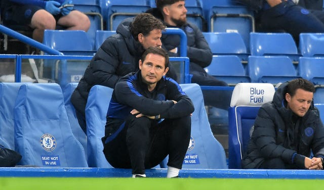 Chelsea manager Frank Lampard has a number of injuries to deal with as they look for a miraculous comeback against Bayern Munich