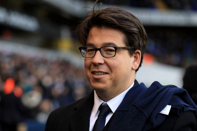 The coverage of the trophy lift was cut short, with Michael McIntyre's Big Show coming on instead