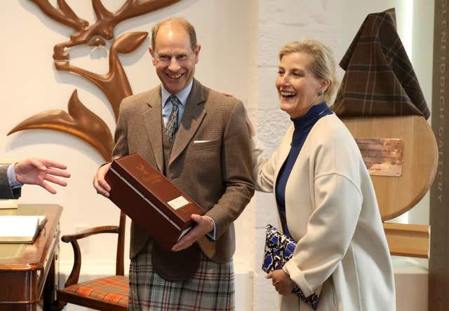 Royal visit to Scotland