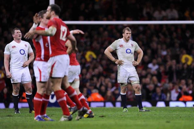 Wales thump England at the Millennium Stadium to lift the Six Nations title
