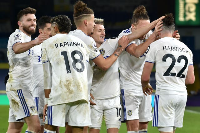 Leeds ran riot against Newcastle