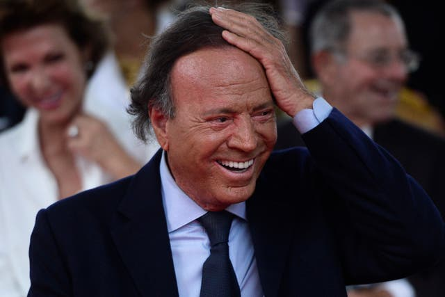 Spain Julio Iglesias Paternity