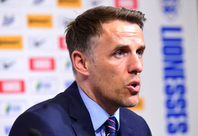 Phil Neville named his World Cup squad last week