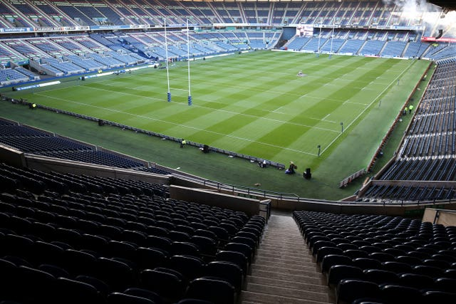 There are concerns BT Murrayfield might lie dormant for the rest of the year