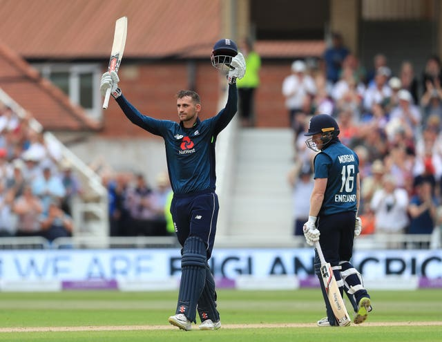 Hales has been a big performer for England