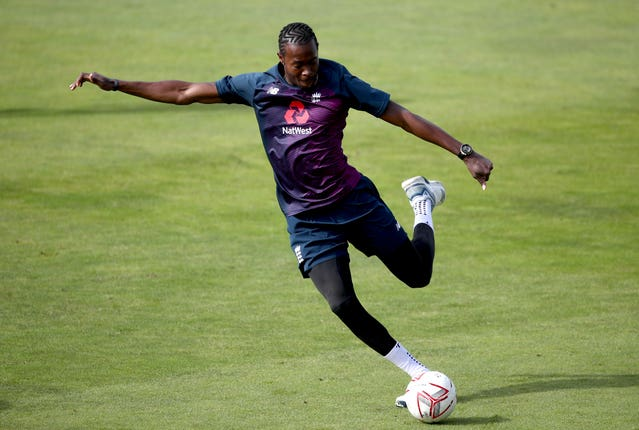 Root remarked upon Jofra Archer's relaxed nature