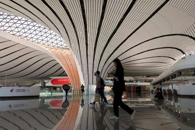 China New Airport