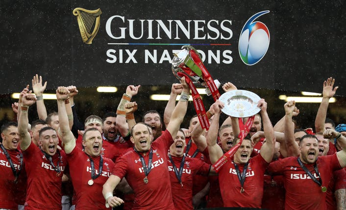 This year has seen Wales win the Grand Slam