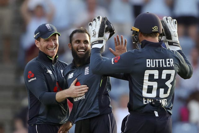 Morgan, Rashid and Buttler were instrumental in the victory