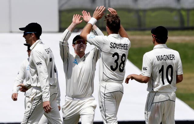 Tim Southee impressed for New Zealand