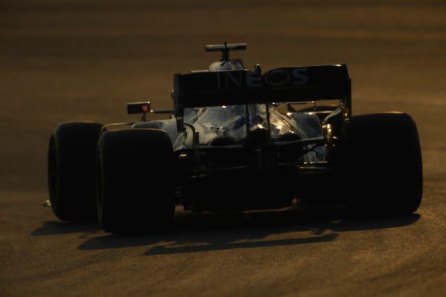 Turkey F1 GP Auto Racing