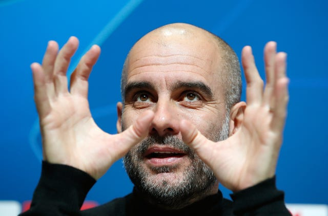 Manager Pep Guardiola believes his side are ready for the challenge