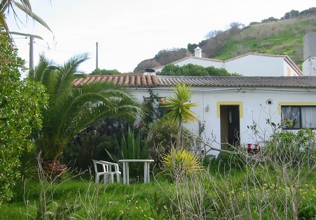 A house in Portugal linked to the suspect