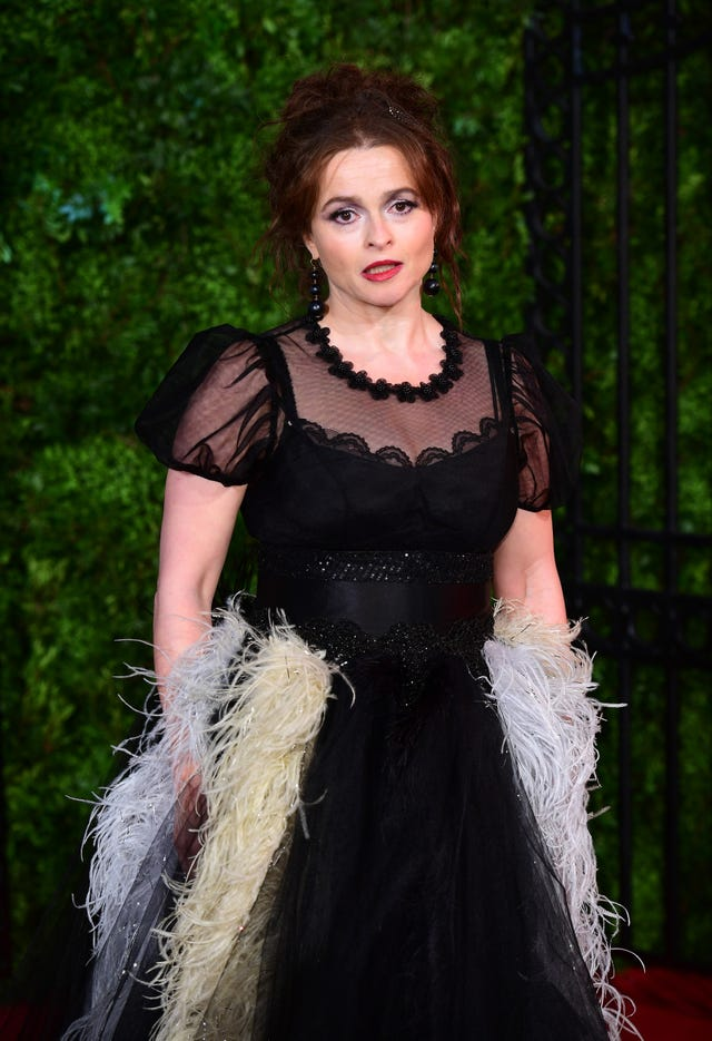 Helena Bonham Carter is nominated for The Crown