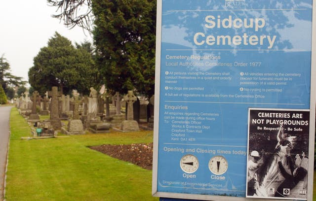 Sidcup Cemetery