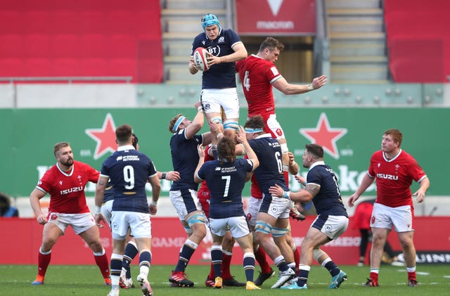 Wales v Scotland – Guinness Six Nations – Parc y Scarlets