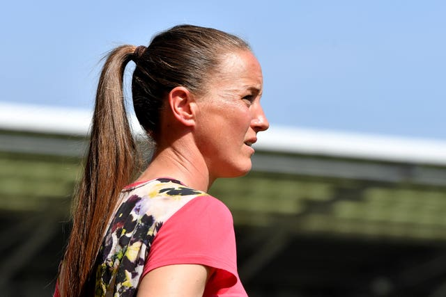 Casey Stoney led Manchester United to promotion at the first attempt
