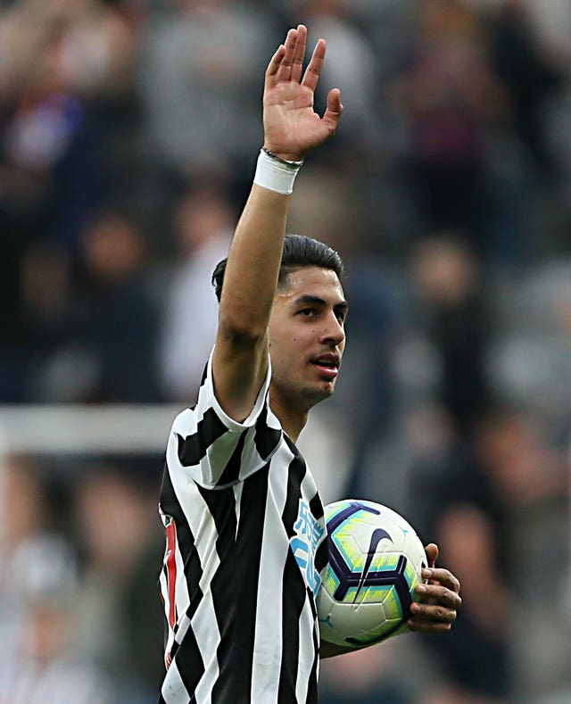 Last season's leading scorer Ayoze Perez has left for Leicester